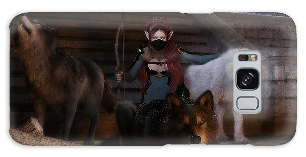 The Pack Galaxy Case