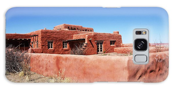 The Painted Desert Inn Galaxy Case
