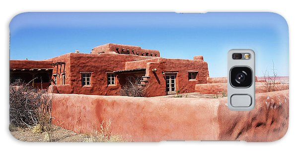 The Painted Desert Inn Galaxy Case