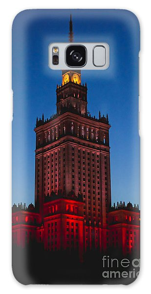 The Palace Of Culture And Science  Galaxy Case