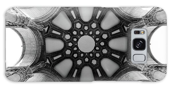 The Palace Of Fine Arts Dome Galaxy Case