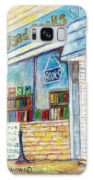 The Paperbacks Plus Book Store St Paul Minnesota Galaxy Case