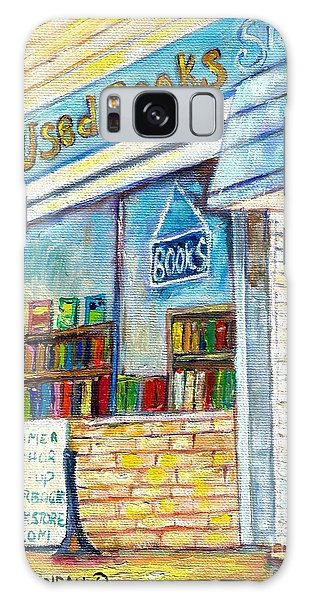 The Paperbacks Plus Book Store St Paul Minnesota Galaxy Case