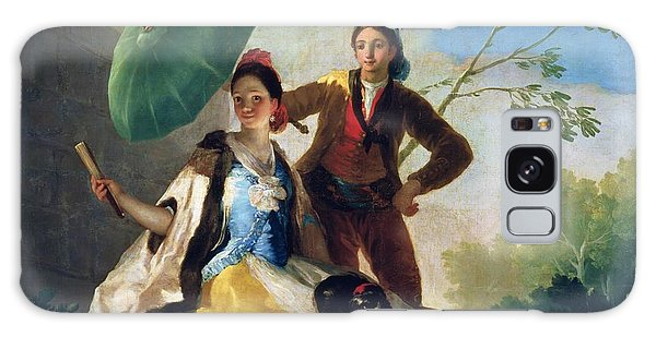 Tapestry Galaxy Case - The Parasol by Goya