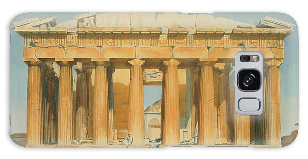 Architecture Galaxy Case - The Parthenon by Louis Dupre