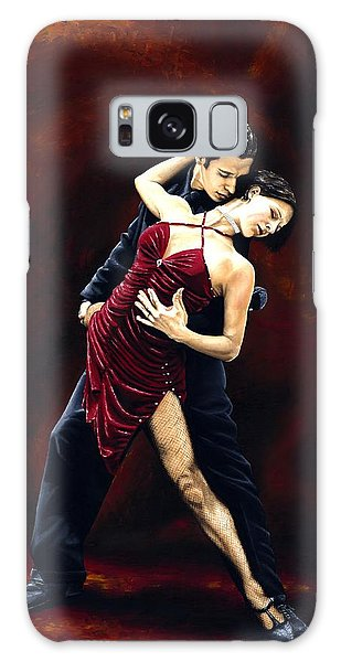 Tango Galaxy Case - The Passion Of Tango by Richard Young