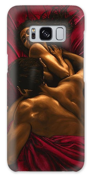 Lady Galaxy Case - The Passion by Richard Young