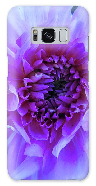 The Passionate Dahlia Galaxy Case