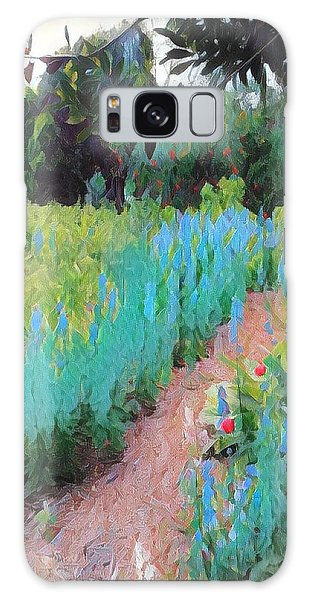 The Path Less Traveled Galaxy Case