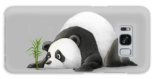 The Patient Panda Galaxy Case