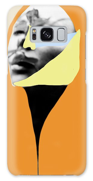 Galaxy Case featuring the digital art The Peace Within by Maria Lankina