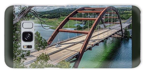The Pennybacker Bridge Galaxy Case