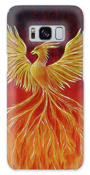 The Phoenix Galaxy Case by Teresa Wing