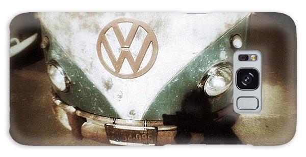 Volkswagen Galaxy Case - The Photographer  by Steven Digman