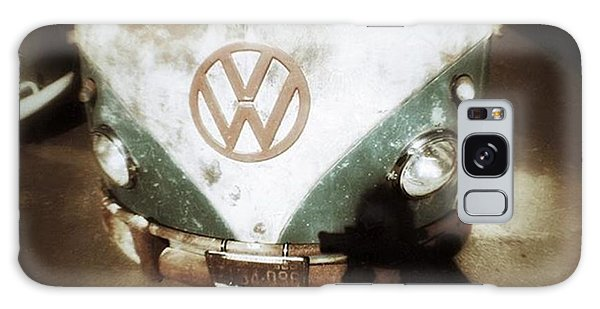 Vw Bus Galaxy Case - The Photographer  by Steven Digman