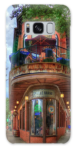 The Pickle Barrel Chattanooga Tn Art Galaxy Case