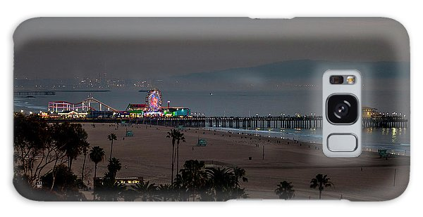 The Pier After Dark Galaxy Case