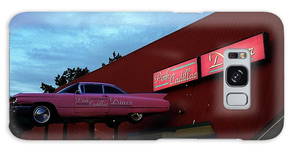 The Pink Cadillac Diner Galaxy Case