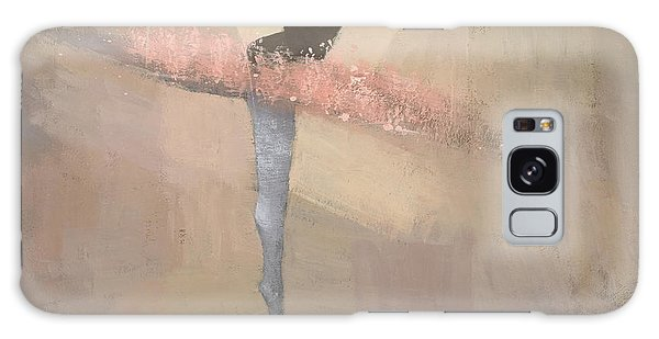 Ballerina Galaxy Case - The Pink Tutu by Steve Mitchell