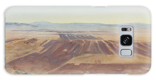 Impressionistic Galaxy Case - The Plains Of Nazareth by John Singer Sargent