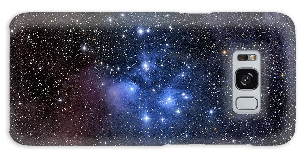 Galaxy Case featuring the photograph The Pleiades, Also Known As The Seven by Roth Ritter