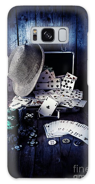 Gamble Galaxy Case - The Poker Ace by Jorgo Photography - Wall Art Gallery