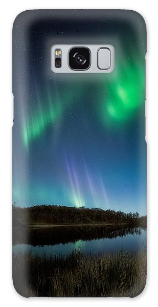 Beautiful Galaxy Case - The Pond by Tor-Ivar Naess