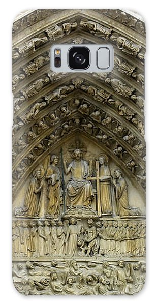 The Portal Of The Last Judgement Of Notre Dame De Paris Galaxy Case