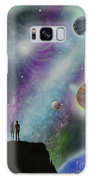 The Possibilities Galaxy Case