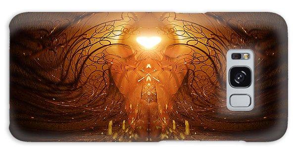 The Prayer Galaxy Case by Jalai Lama