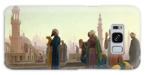 Spirituality Galaxy Case - The Prayer by Jean Leon Gerome