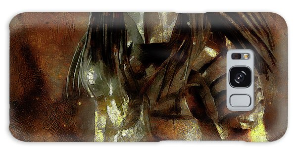 The Predator Scroll Galaxy Case