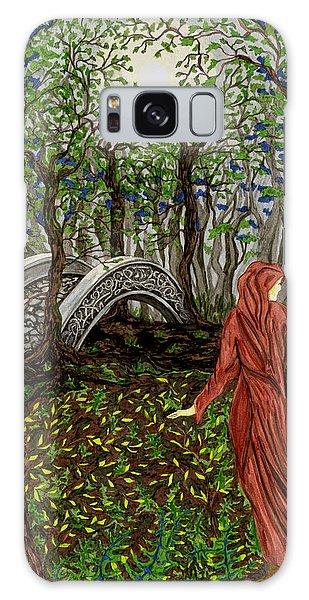 The Priestess Of Ealon Galaxy Case