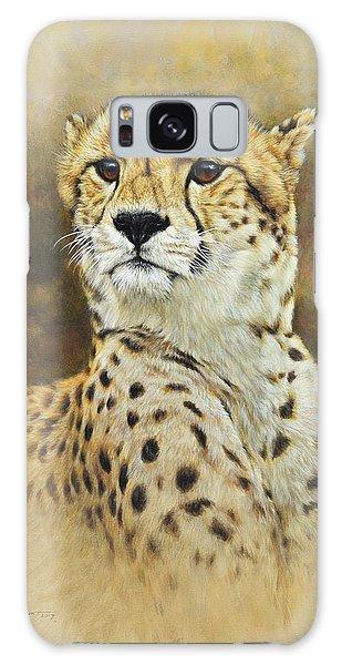 The Prince - Cheetah Galaxy Case