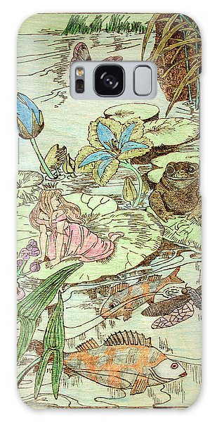 The Princess And The Frogs Galaxy Case