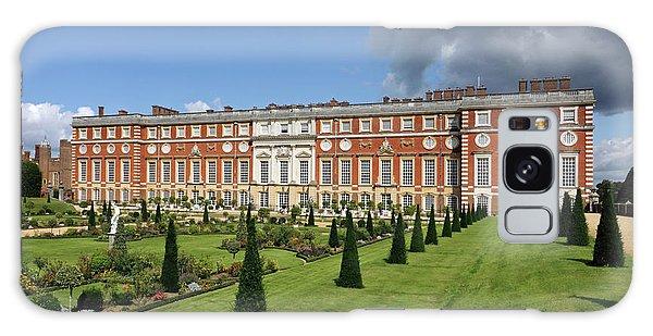 The Privy Garden Hampton Court Galaxy Case