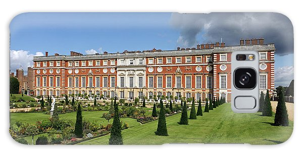 The Privy Garden Hampton Court Galaxy Case