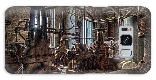 The Pumphouse Galaxy Case by Everet Regal