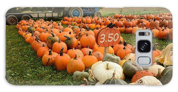 The Pumpkin Farm One Galaxy Case