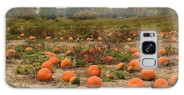 The Pumpkin Farm Two Galaxy Case