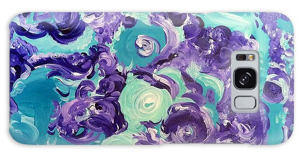 The Purps Family Reunion Galaxy Case
