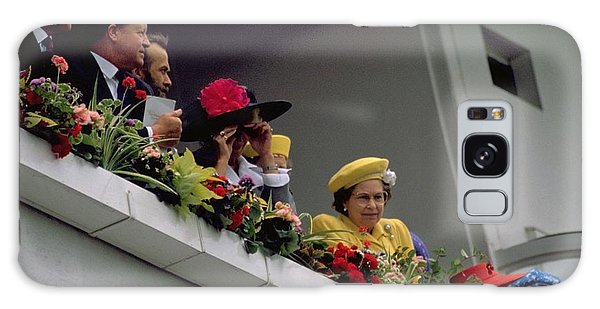 The Queen At Derby Day 1988 Galaxy Case