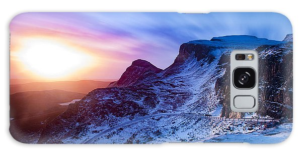 The Quiraing Galaxy Case