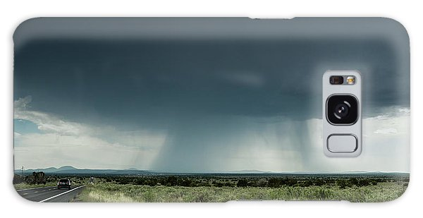 The Rain Storm Galaxy Case