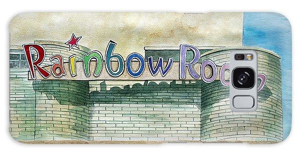 The Rainbow Room Galaxy Case by Patricia Arroyo