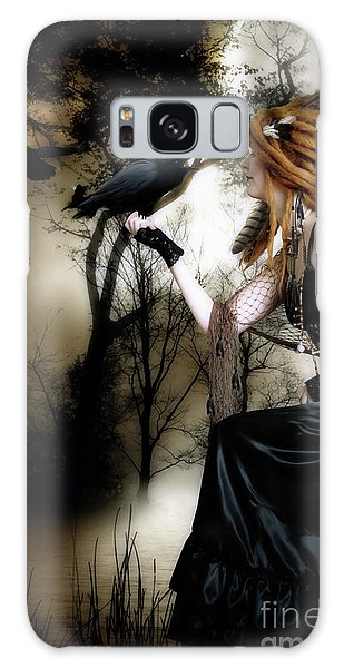 Hair Galaxy Case - The Raven by Shanina Conway