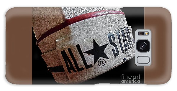 The Converse All Star Rear Label. Galaxy Case