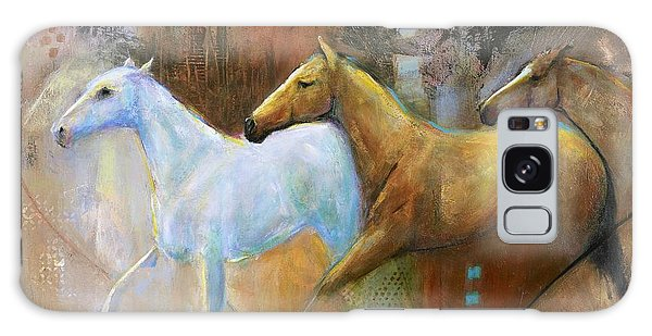 The Reflection Of The White Horse Galaxy Case by Frances Marino