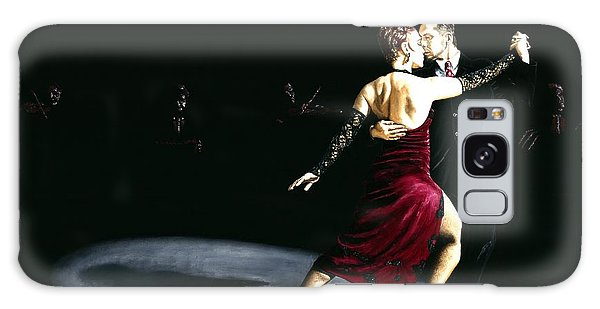 Tango Galaxy Case - The Rhythm Of Tango by Richard Young