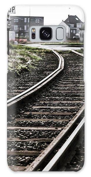The Right Track? Galaxy Case